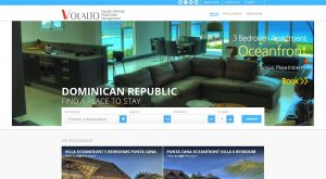Vacation Rental Website Samples: Volalto Group