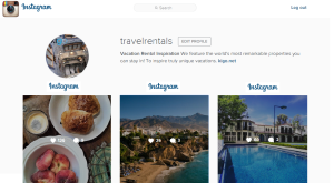 Instagram – The Ultimate Vacation Inspiration Destination
