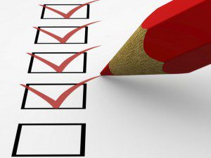 Checklist for Repeat Vacation Rental Home Bookings