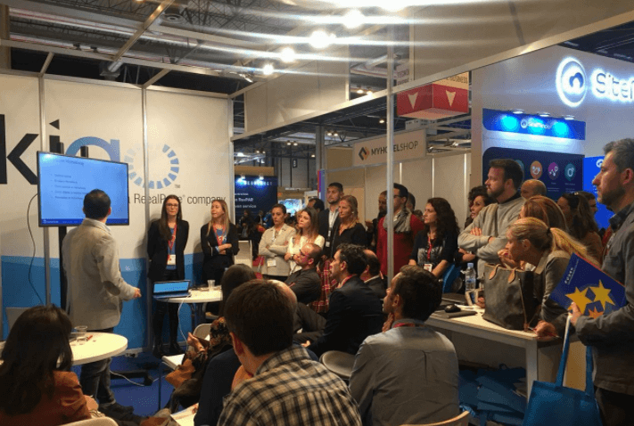 Travel Industry Professionals Connect and Learn at FITUR