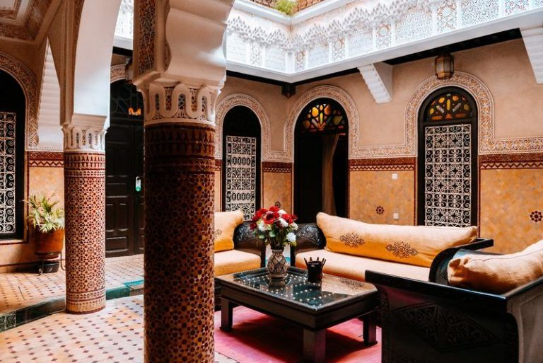 How Villas et Riad du Maroc Builds its Online Vacation Rental Presence